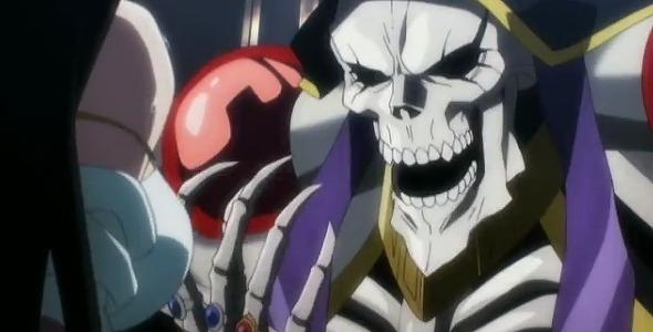 オーバーロード アニメ あらすじ 第1話 胸