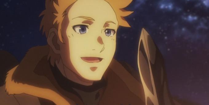 オーバーロード アニメ あらすじ 第6話 漆黒の剣
