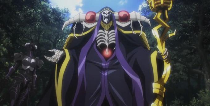 オーバーロード アニメ あらすじ 3話 アインズ・ウール・ゴウン
