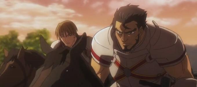 オーバーロード アニメ あらすじ 3話 駆け付ける戦士長