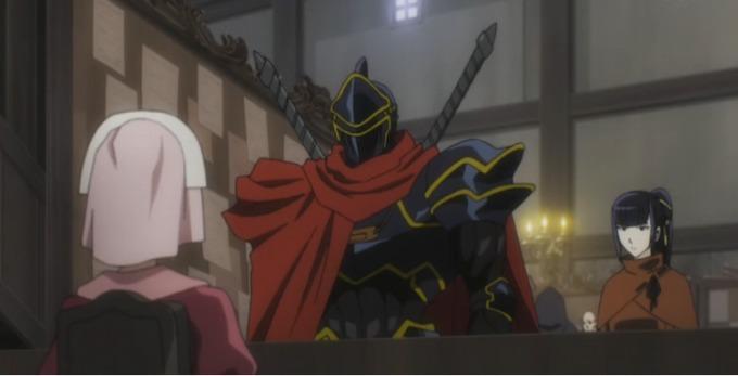 オーバーロード アニメ あらすじ 5話 依頼の選別