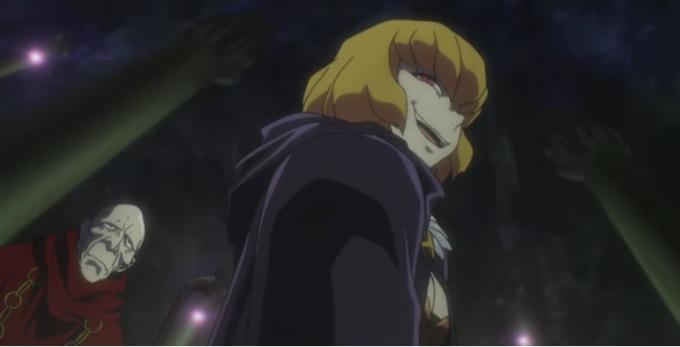 オーバーロード アニメ あらすじ 5話 墓地にて