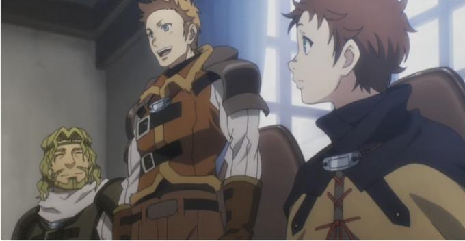 オーバーロード アニメ あらすじ 5話 漆黒の剣