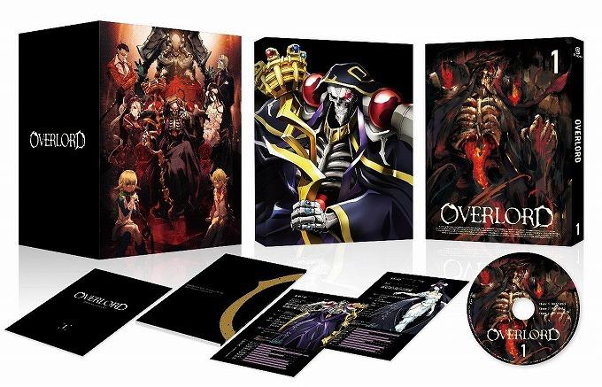 オーバーロード 2期 DVD