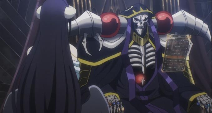 オーバーロード アニメ あらすじ 第10話 状況確認