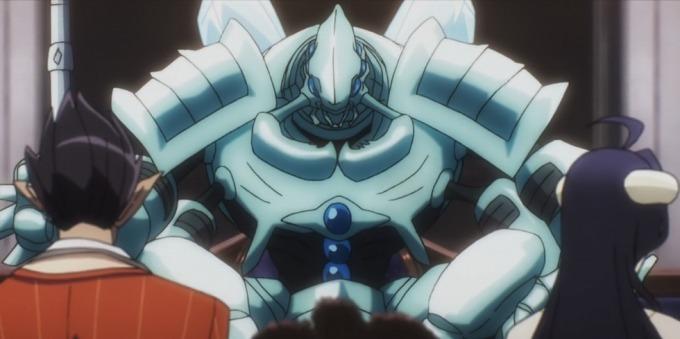 オーバーロード アニメ あらすじ 第13話 アインズの勝利を確信するしもべたち