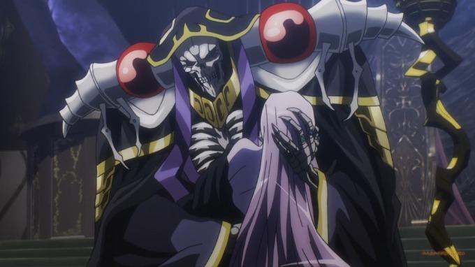 オーバーロード アニメ あらすじ 第13話 シャルティア復活