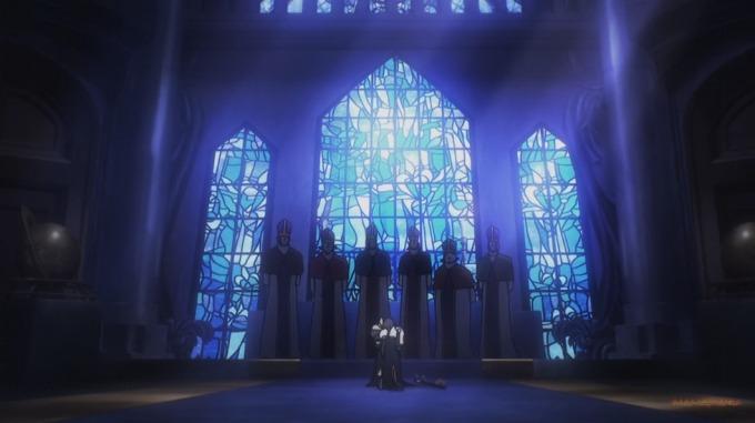 オーバーロード アニメ あらすじ 第13話 スレイン法国では